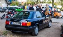 1. Old- und Youngtimer Audi Treffen 2016
