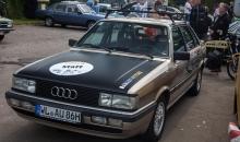 2. Old- und Youngtimer Audi Treffen Hamburg 2017