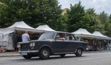 5. Oldtimermeile City Nord 2018