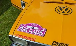"Oldtimer-Rallye ""Heide-Classic"" 2016"