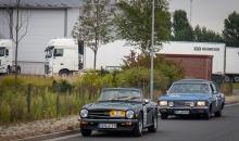 22. Oldtimer- und Classic-Rallye 2016 Verden