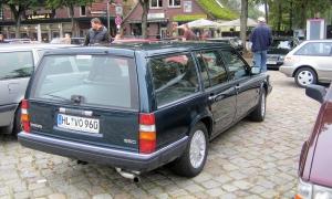 Volvo-Treffen Bad Bramstedt 2013