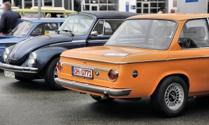 Oldtimer-Rallye Bad Segeberg 2014