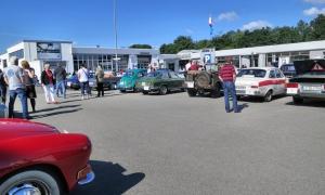 Oldtimer-Rallye Bad Segeberg 2015