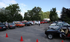 "Oldtimer-Rallye ""Drostei-Classic"" 2014"