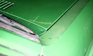 VW Passat TS Lackschäden