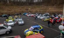 NAMC Rallyesprint und Clubsport GLP Heidbergring 2019
