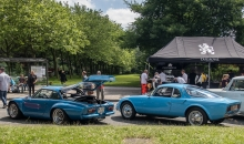 4. Oldtimermeile City Nord 2017