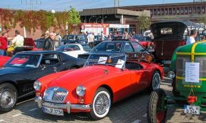 Oldtimertreffen TÜV HH-Harburg 2006