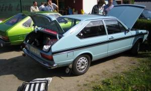 VW Passat-Treffen Bremervörde 2005