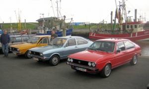 VW Passat-Treffen Drangsedt 2013 - Dorum