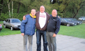 VW Passat-Treffen Drangstedt 2013 - Leute