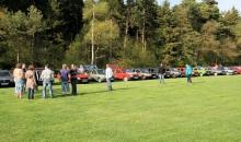 Passat-Treffen 2013 in Drangstedt