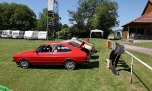 VW Passat-Treffen Zella 2014