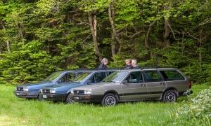 VW Passat-Treffen 2018 Marschalkenzimmern