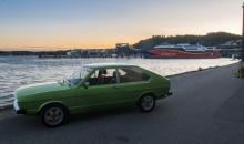 Roadtrip Norwegen 2018 - Tag 1