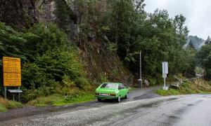 Roadtrip Norwegen 2018 - Tag 2