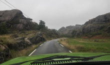 Roadtrip Norwegen 2018 - Tag 2