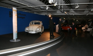 """Wahl zum """"Super VW"""" AutoMuseum Volkswagen Wolfsburg 2011"""