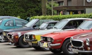"Oldtimer-Rallye ""Tour de Nostalgie"" 2015"