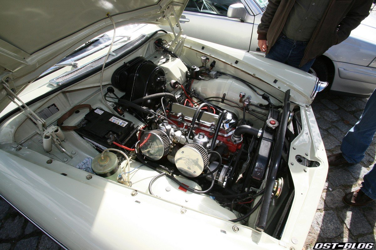 volvo-amazone-motor