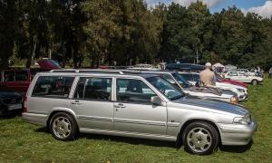Volvo-Treffen Wildpark Eekholt 2017