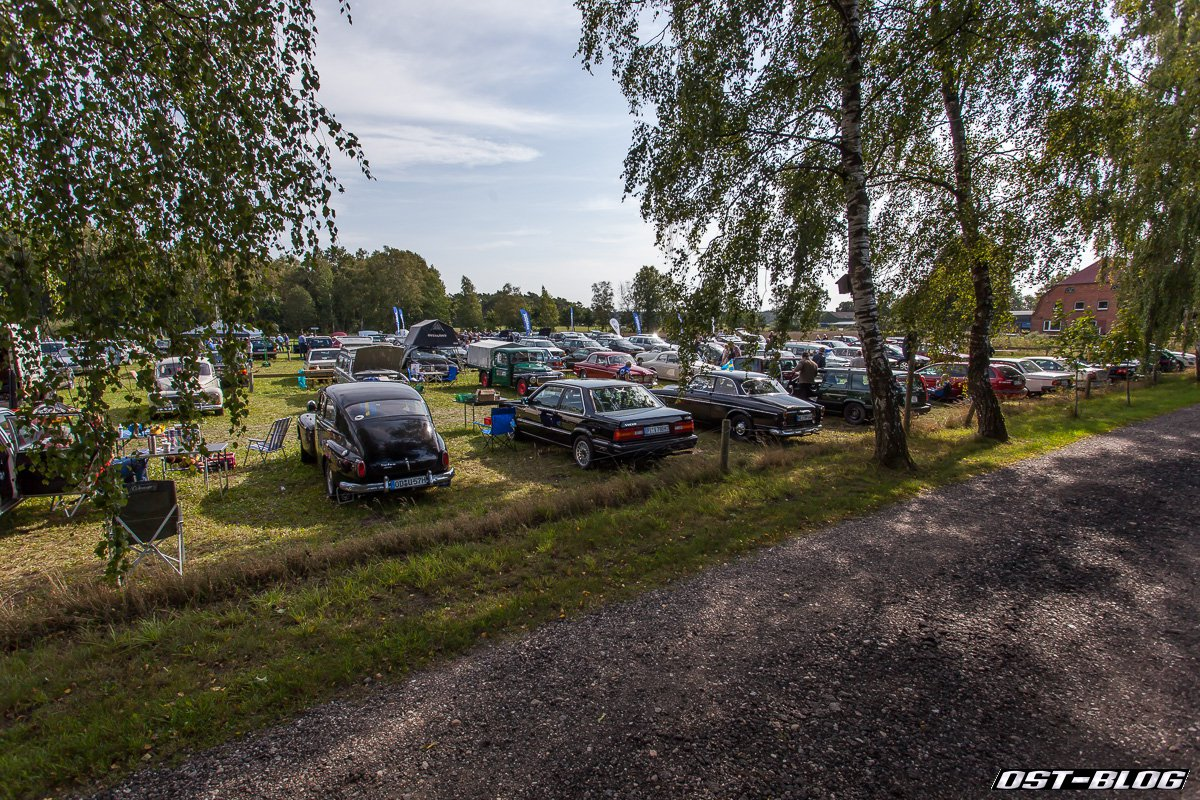 Volvo Treffen Wildpark Eekholt 2020