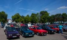 VW GOLF 1-TREFFEN WOLFSBURG 2019