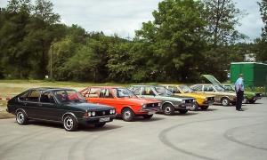 VW Passat-Treffen Abtsgmünd 2002