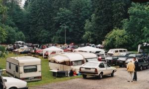 VW Passat-Treffen Altenbeken 1999