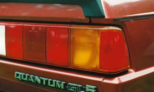 VW Passat-Treffen Cornau 2000