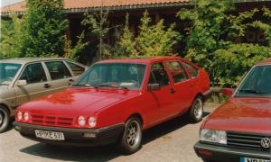 VW Passat-Treffen Erlangen 1996