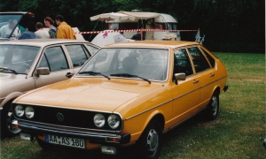 VW Passat-Treffen Glauburg 1995