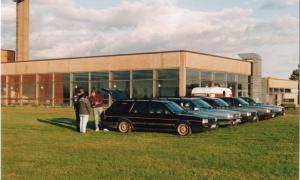 VW Passat-Treffen Illingen 1995