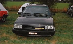 VW Passat-Treffen Hatten 1997