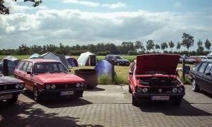 VW Passat-Treffen Hoetmar 2004
