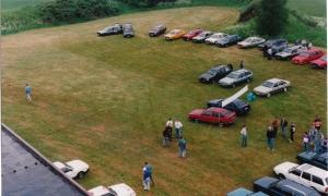 VW Passat-Treffen Illingen 1994