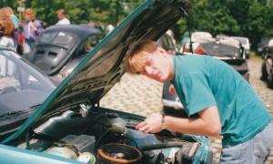 VW Total München 1990