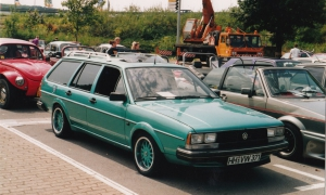 VW-Treffen Merzig 1992