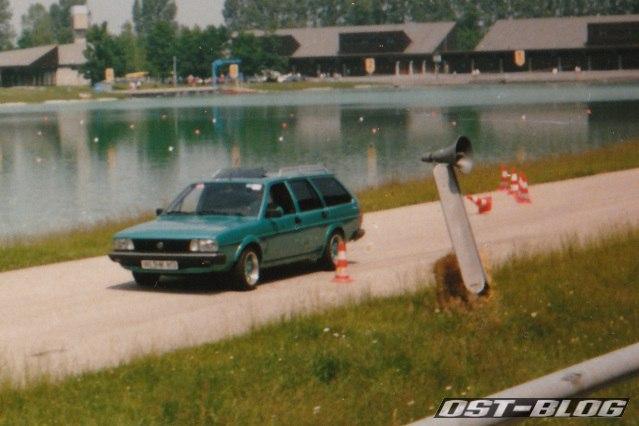 VW Total  1990 Passat 32B Slalom 1