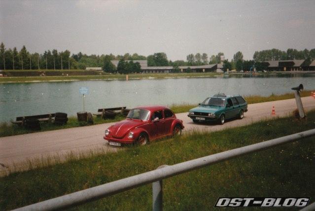 VW Total  1990 Passat 32B Slalom
