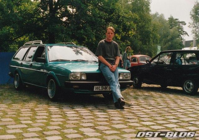 VW Total  1990 Passat 32B ich
