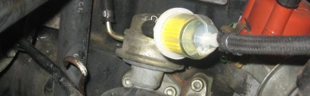 kraftstofffilter 76