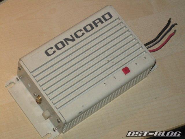 concord ST50
