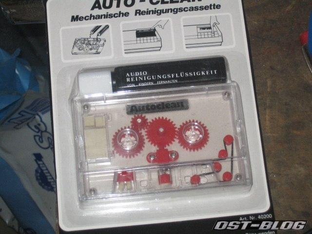 reinigungskassette
