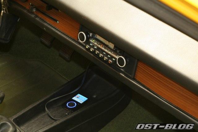 Blaupunkt Coburg und MP3-Player