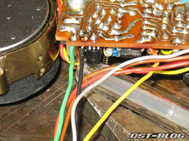 Philips transistor neu