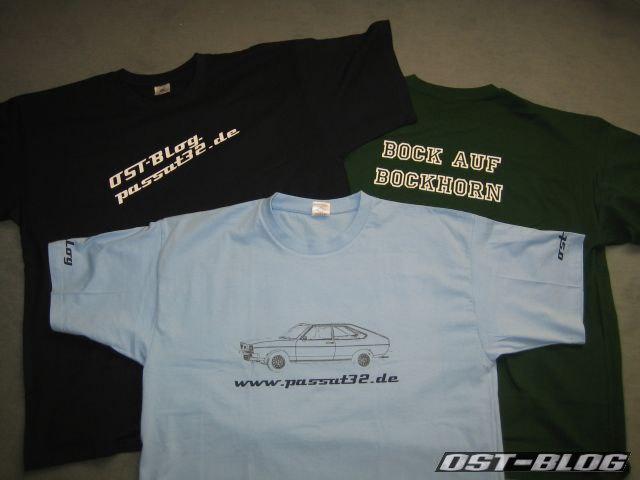 T-Shirt ostblock bockhorn passat32