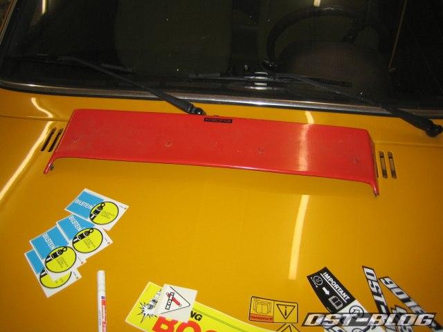 Passat 32 1976 Rallye hutze