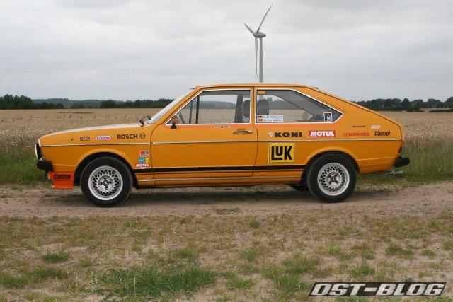 Passat 32 1976 Rallye rollout links